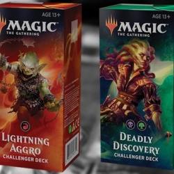 Challenger Decks 2019 - Magic - Wizards of the Coast - jeux - Toulon - L'Atanière