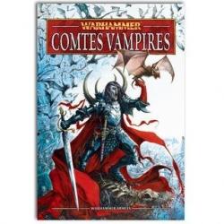 Comtes Vampires Battletome couv Warhammer Games Workshop | Jeux Toulon L'Atanière