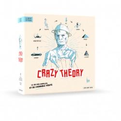 Crazy Theory boite - Le Droit de Perdre - jeux - Toulon - L'Atanière