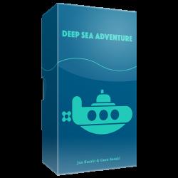 Deep Sea Adventure - jeux - Toulon - L'Atanière