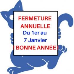 Fermeture annuelle 2020 online | Jeux Toulon L'Atanière