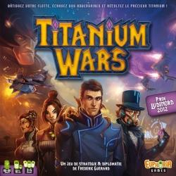 Titanium Wars - jeux -Toulon - L'Atanière