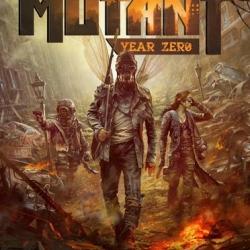 JDR - Mutant Year Zero - cover
