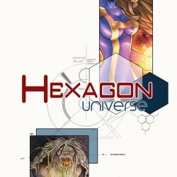Hexagon Universe - jdr - jeux - Toulon - L'Atanière