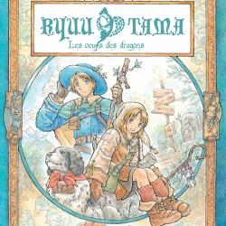 Ryuutama - couv.