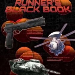 JDR_Shadowrun – Runner's Black Book