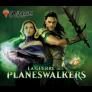 La Guerre des Planeswalkers - Magic - Affiche carrée - jeux -Toulon - L'Atanière