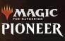 Magic MTG Pioneer event logo | Jeux Toulon L'Atanière