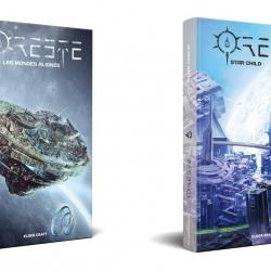 Oreste livres de base - Elder Craft - jeux -Toulon - L'Atanière