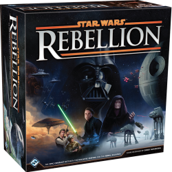 Star Wars Rebellion - facing