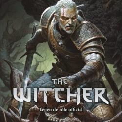 The Witcher, le jeu de rôle - couverture 388x500 - Arkhane Publishing - jdr - jeux - Toulon - L'Atanière