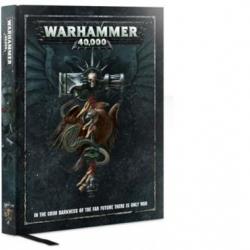 Livre de règles - v8 40k - Warhammer - jeux - Toulon - L'Atanière