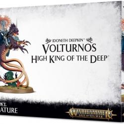 Idoneth Deepkin Volturnos High King jeux Toulon Toulon L'Atanière