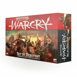 Warcry boite de demarrage - Warhammer Age of Sigmar - AoS Games Workshop - Toulon - L'Atanière