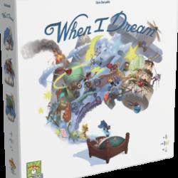 When I Dream - boite - jeux - Toulon - L'Atanière