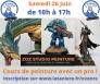 ZOZ 2021.06.26 cours ptr   Jeux Toulon L'Atanière