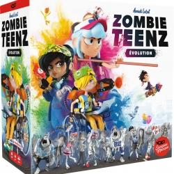 Zombie Teenz Evolution boite Scorpion Masque | Jeux Toulon L'Atanière