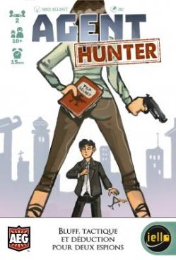 agent hunter Boite