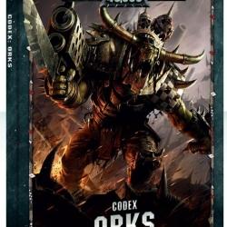 codex Orks jeux Toulon L'Atanière