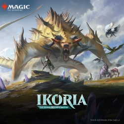 Ikoria Magic the Gathering IKO MTG Wizards of the Coast fb 1000x1000 fr | Jeux Toulon L'Atanière