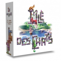 l ile des chats le jeu de plateau | Jeux Toulon L'Atanière