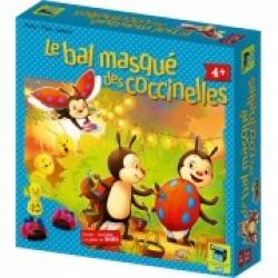 le bal masque des coccinelles jeux Toulon L'Ataniere