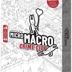 micro macro crime city boite | Jeux Toulon L'Atanière