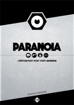 Paranoïa - édition post-post-post moderne - jdr - jeux - Toulon - L'Atanière