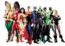 super heros DC justice league | Jeux Toulon L'Atanière