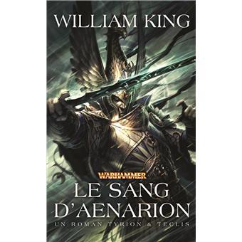 Le Sang d Aenarion saga Tyrion et Teclis roman Warhammer Games Workshop | Jeux Toulon L'Atanière
