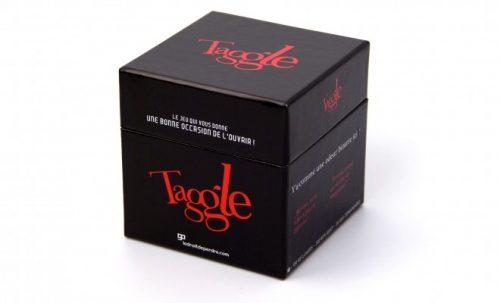 Taggle - boite - Toulon - L'Atanière