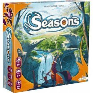 seasons | Jeux Toulon L'Atanière