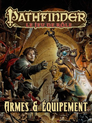 JDR-Pathfinder - Armes et Equipement