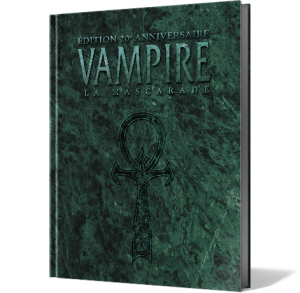 Vampire Mascarade 20 ans