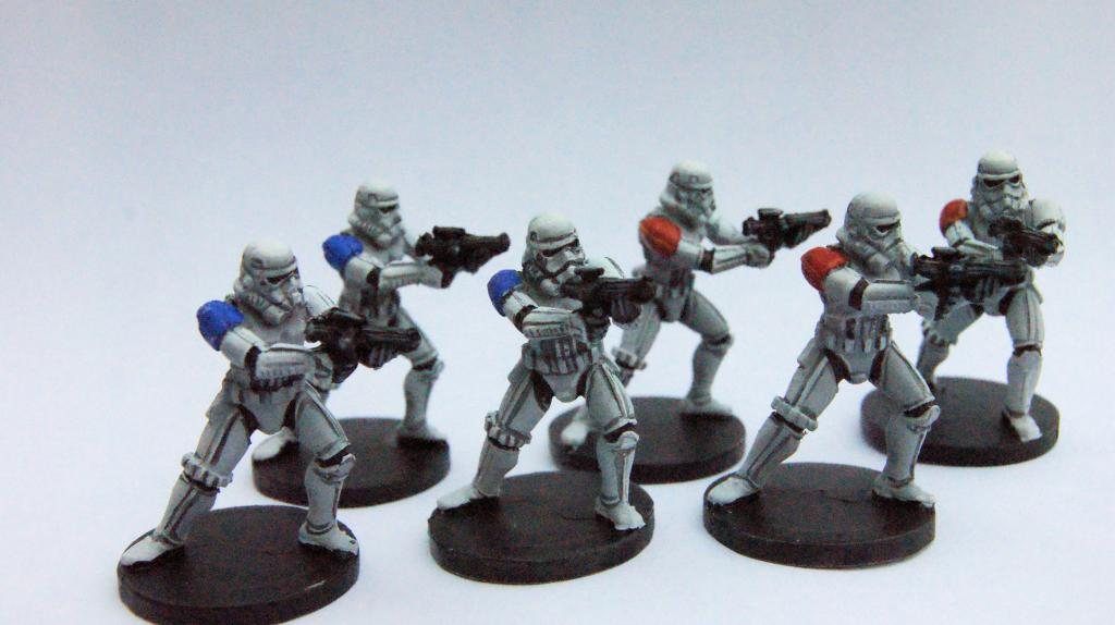impérial assault storm troopers
