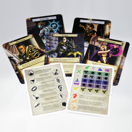 Dungeon-Roll-Cards