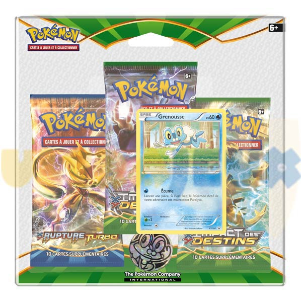 pokemon-boosters-pack-3-boosters-xy-impact-des-destins-grenousse