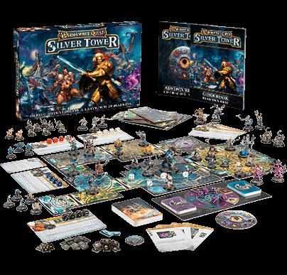 warhammer quest boite