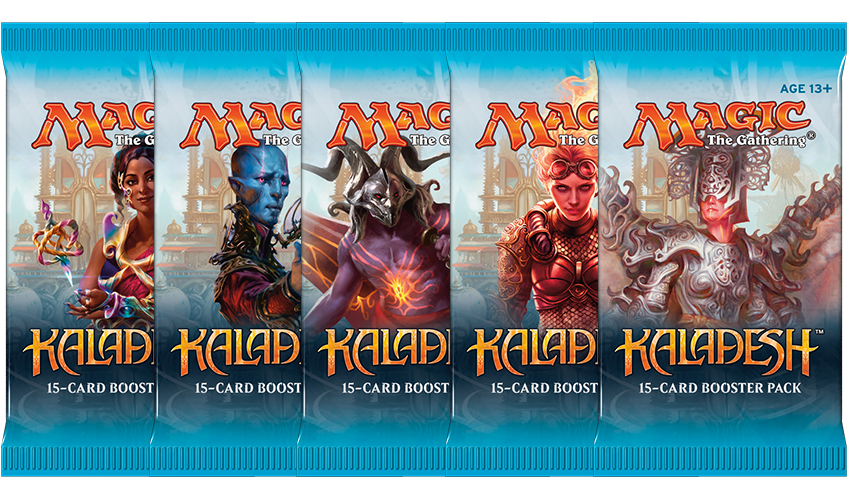 Magic_Kaladesh_boosters