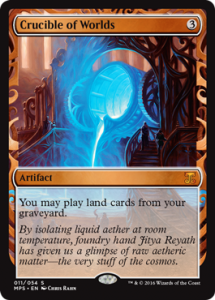 Crucible of Worlds Kaladesh