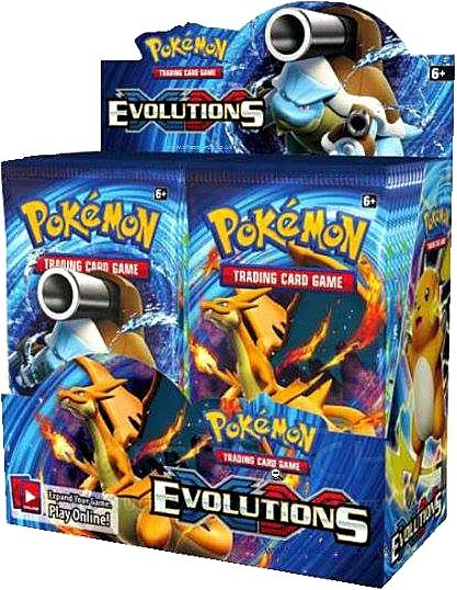 pkm-evolutions