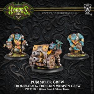 Nouveautés Trollbloods - Thumper Pummeler