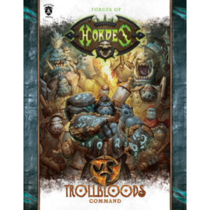 Nouveautés Trollbloods - Command Book