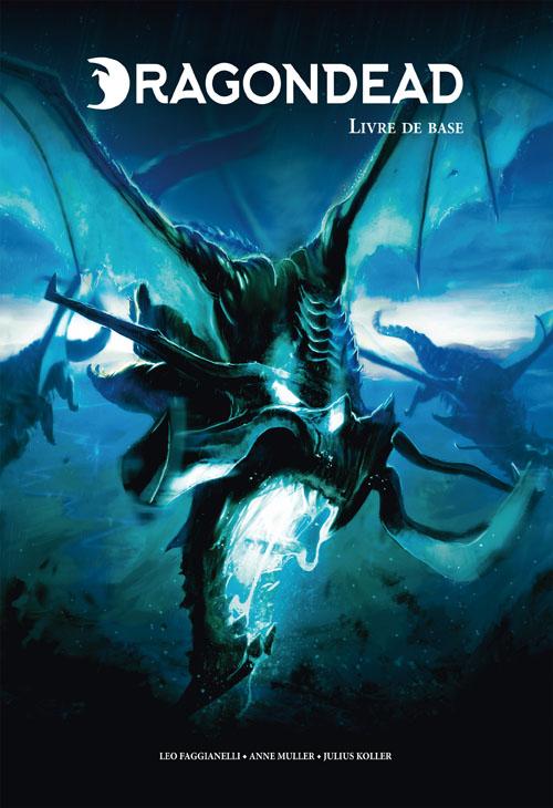 Dragondead - Livre de base