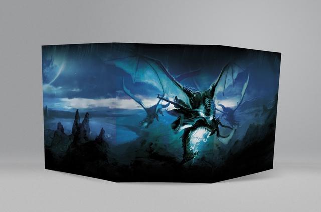 Dragondead - écran