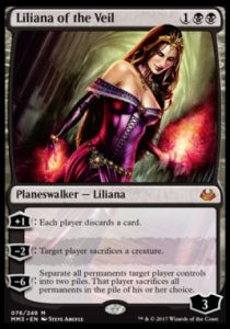 Modern Masters 2017 - Liliana of the veil