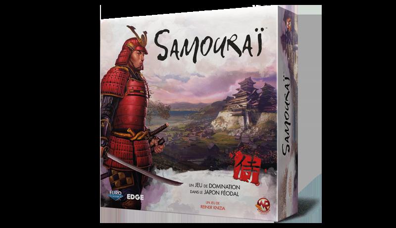 Samouraï - boite