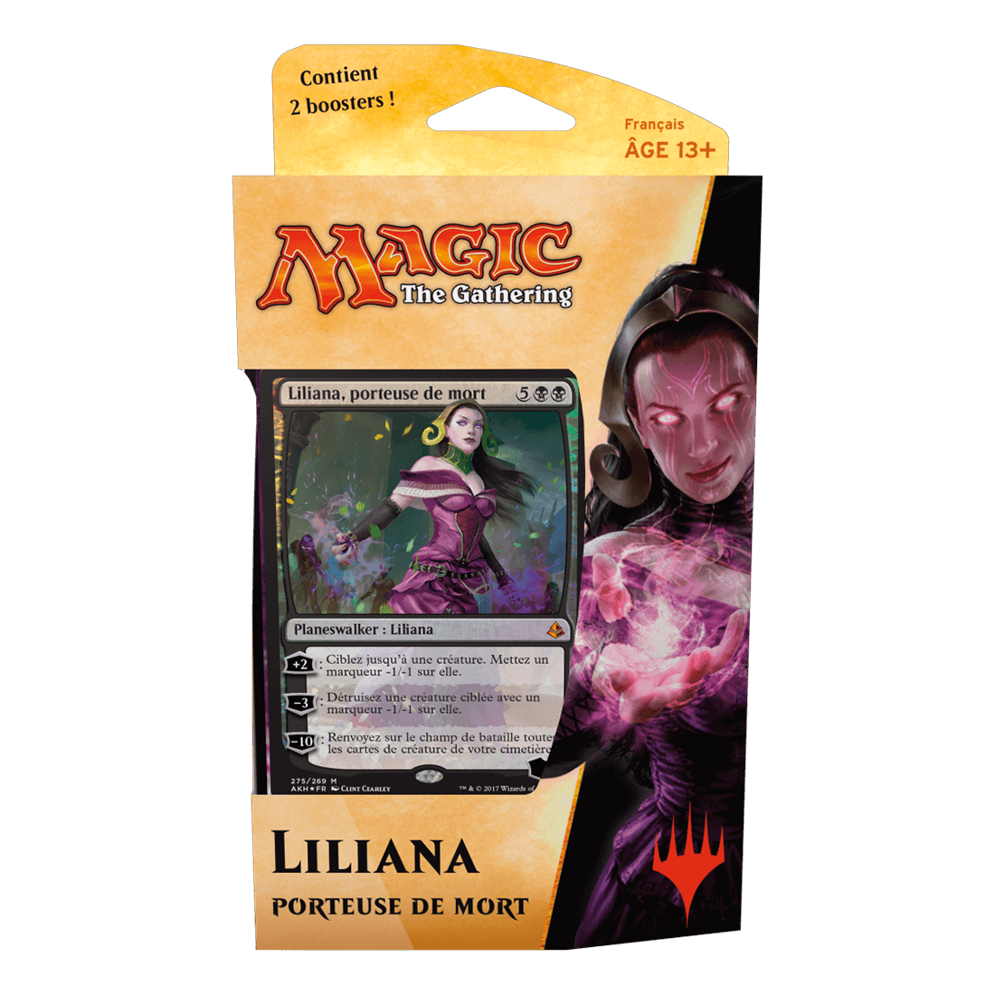 Amonkhet - Deck Liliana