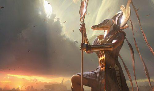 Avant-Premières Amonkhet - God
