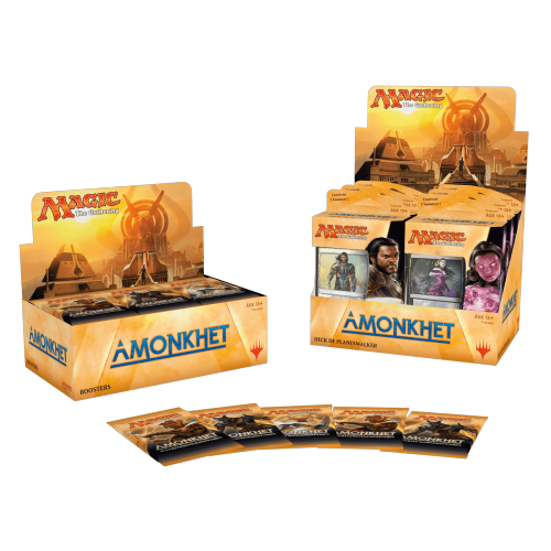 Amonkhet - ligne produits